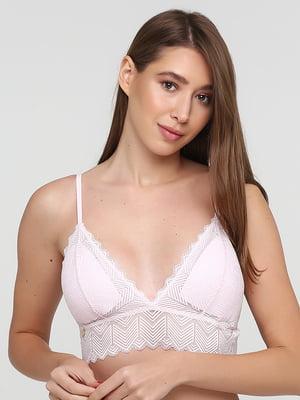Бюстгальтер светло-розового цвета | 5600578