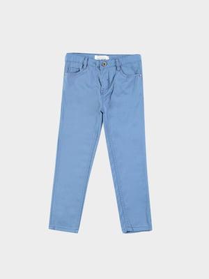 Джинсы голубые | 5686299
