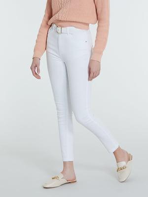 Джинсы белые | 5686485