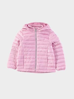 Куртка розовая | 5686519