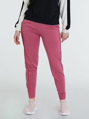 Штани спортивні темно-рожеві   5686588