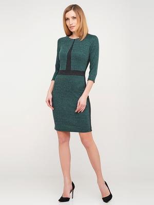 Платье зеленое | 5663607
