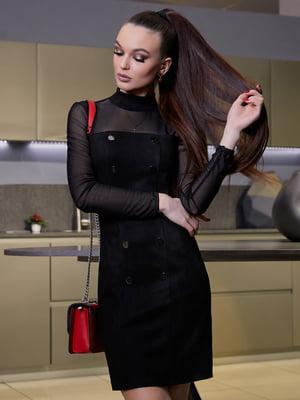 Платье черное   5688472