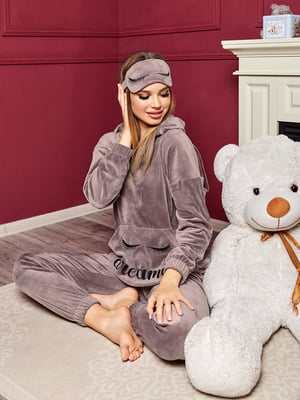 Пижама: худи и брюки | 5688598