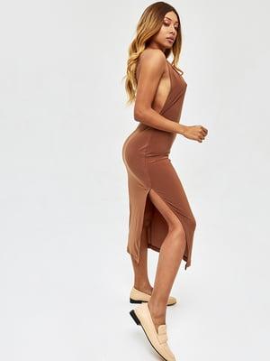 Сукня коричнева | 5692905