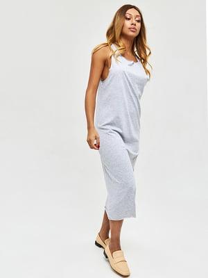 Сукня світло-сіра | 5692909