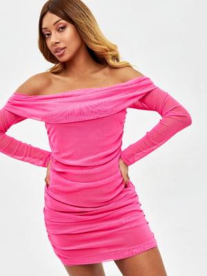 Сукня малинового кольору | 5692915