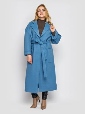 Пальто блакитне | 5693001