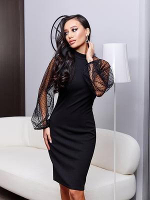 Платье черное   5688480