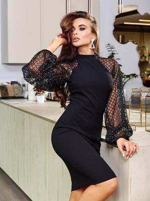 Платье черное   5688482