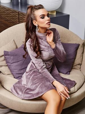 Платье сиреневое   5688509