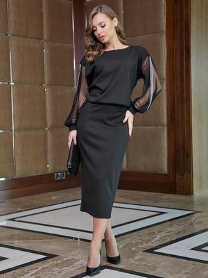 Платье черное | 5688394