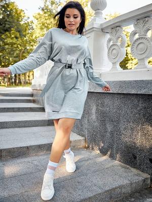 Платье серое | 5688712