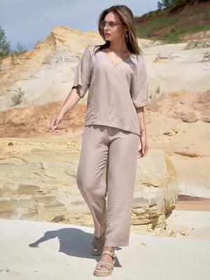Комплект: блуза і штани | 5688653