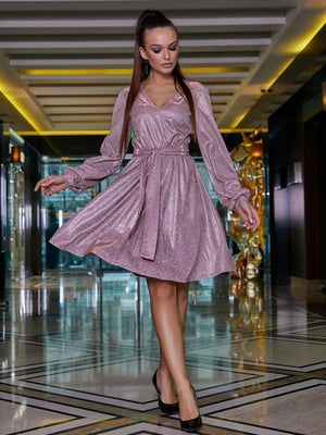 Платье розовое   5688372