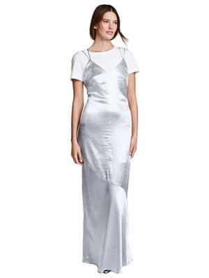 Платье серое | 5691989