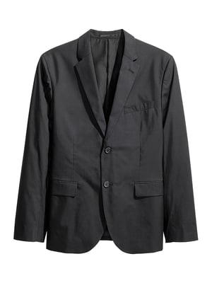 Пиджак черный | 5692262