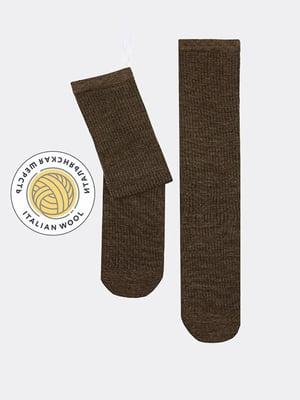 Носки коричневые   5693601