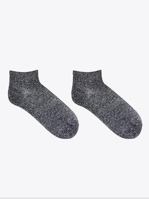 Носки серебристого цвета   5693605