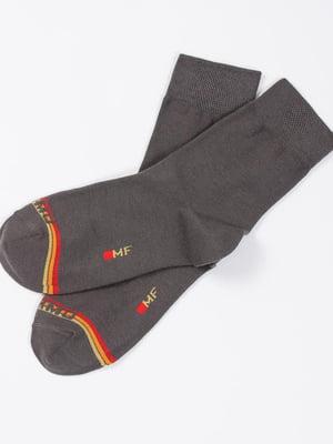 Шкарпетки сірі | 5693606