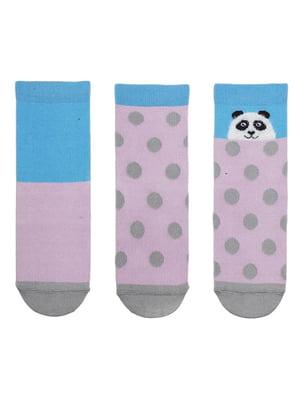 Комплект шкарпеток (3 пари) | 5693607
