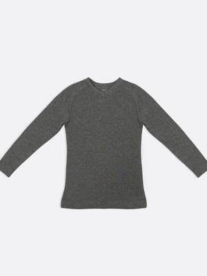Джемпер темно-серый | 5693625