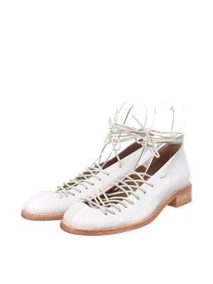 Туфли белые | 5694109
