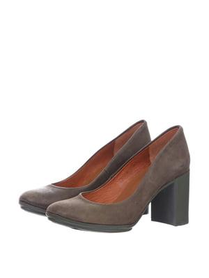Туфли оливкового цвета   5694183