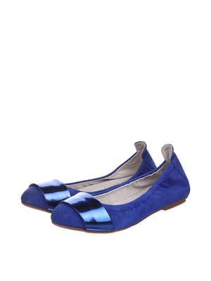 Балетки сині - Cafè Noir - 5694187