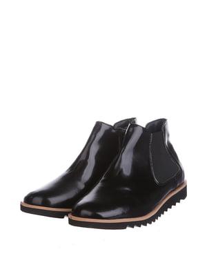Ботинки черные | 5694404