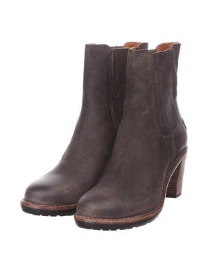 Ботинки серые | 5694430