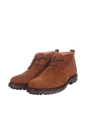 Ботинки рыжего цвета | 5694527