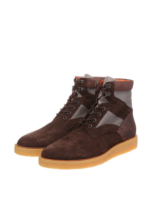 Ботинки коричневого цвета | 5694537