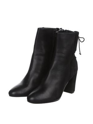 Ботинки черные | 2875647