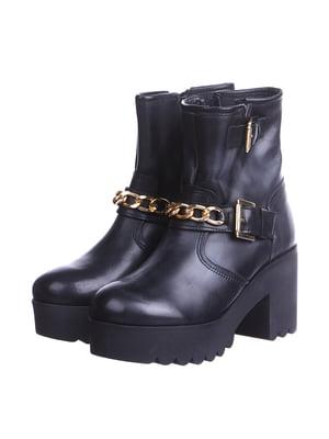Ботинки черные | 5694133