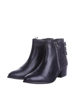 Ботинки черные | 5694227