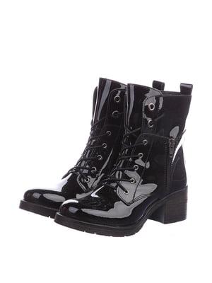 Ботинки черные | 5694239