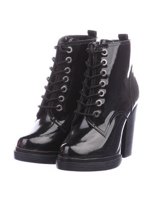 Ботинки черные   5694251