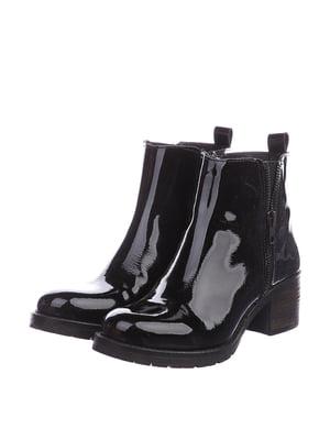 Ботинки черные | 5694252