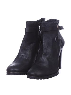 Ботинки черные | 5694400