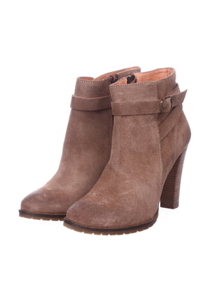 Ботинки коричневого цвета | 5694406