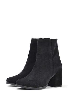Ботинки черные | 5694080
