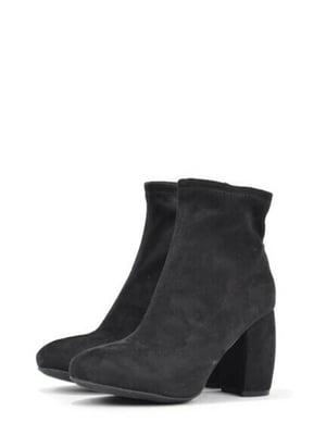 Ботинки черные | 5694084