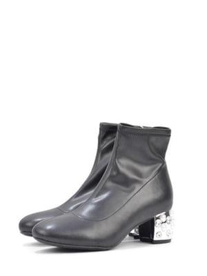 Ботинки черные | 5694114
