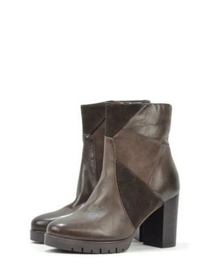 Ботинки коричневого цвета | 5694117