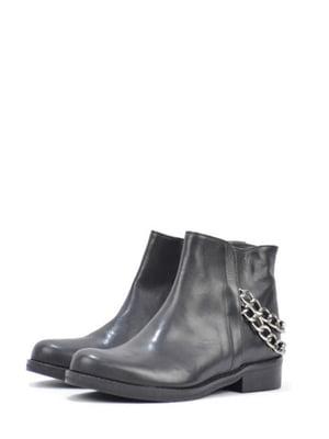 Ботинки черные | 5694146