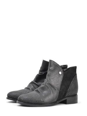 Ботинки черные | 5694147