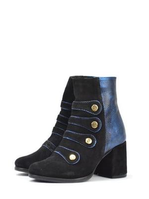 Ботинки черные | 5694155