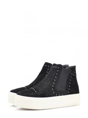 Ботинки черные | 5694260