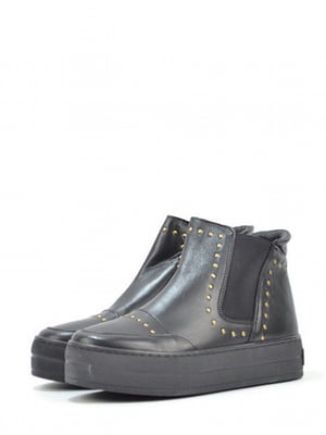 Ботинки черные | 5694261